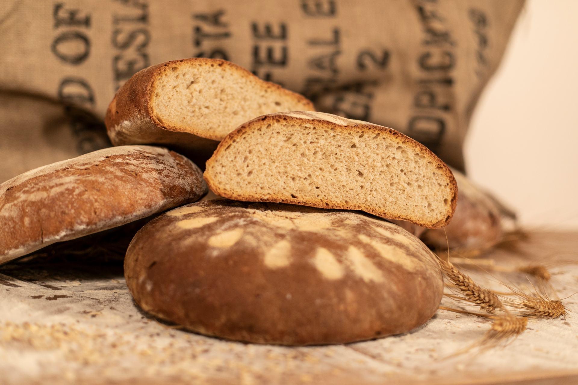 Pane col sole